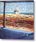 Leuty From The Boathouse Metal Print