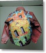 Levi Jacket Metal Print