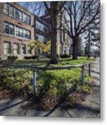 Lew Wallace High School April 2015 017 Metal Print