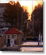 Lexington Harbor Metal Print