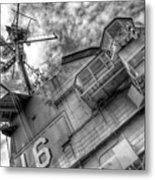 Lexington Super Structure Metal Print