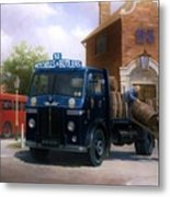 Leyland Dray Mitchell's And Butlers Metal Print