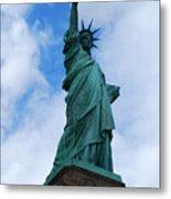 Liberty 2 Metal Print