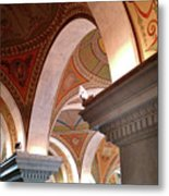 Library Of Congress 3 Metal Print