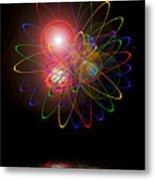 Light And Energy Metal Print