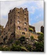 Liebenstein Castle Metal Print