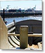 Life Boat 4 1 Metal Print
