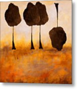 Life Has It's Ups And Downs Metal Print
