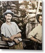 Life In Australia 1901 To 1914 Metal Print