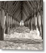 Life Is Good On Topsail Scp Metal Print