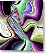 Life's Creation Metal Print