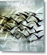 Lifted Spirits Metal Print