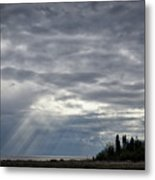 Light After The Storm Metal Print