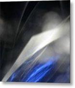 ''light And Blue Disc No.110'', Thu--17sep2015 Metal Print