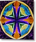 Light And Color 2309 Metal Print