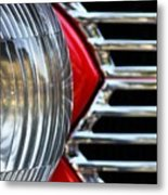 Light And Grill Metal Print