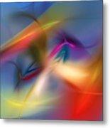 Light Dance 010310 Metal Print