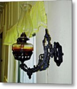 Light From The Past Metal Print