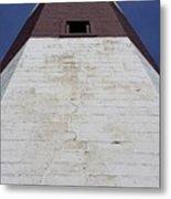 Light House At Montauk  Metal Print