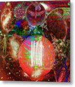 Light Of Man Multidimentional Sight Metal Print