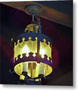 Light Of Our Lady Of Le Leche Metal Print