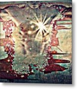 Light Of The Heart Metal Print