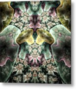 Light Scatterings Metal Print