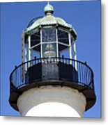 Light Sentry Metal Print