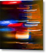 Light Speed Metal Print