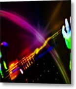 Light Travels Metal Print by Ken Walker