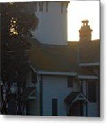 Lighthouse 0555b Metal Print