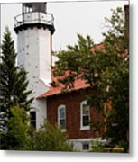 Lighthouse 1 Metal Print