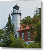 Lighthouse 3 Metal Print