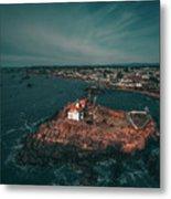 Lighthouse IIi Metal Print