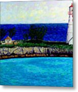 Lighthouse IIi Metal Print