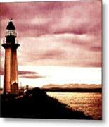 Lighthouse Park Metal Print