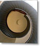 Cabrillo Spiral Staircase Metal Print