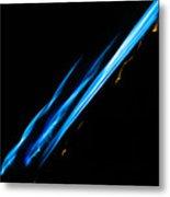 Electric Neon Three Metal Print