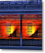 Lights And Shadows Metal Print