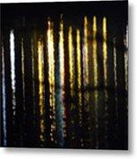 Lights On The Water Metal Print