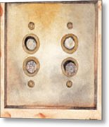 Lightswitch Metal Print