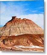 Like A Mound Of Prehistoric Mud Metal Print