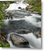Like A River Full Of Song Metal Print