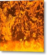 Like Hell Metal Print