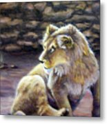 Like Son Metal Print