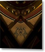 Like The Blade Metal Print