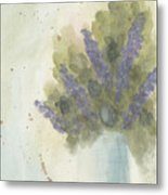 Lilacs Metal Print by Ken Powers
