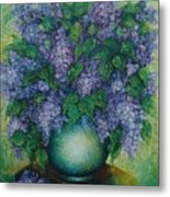 Lilacs No 2. Metal Print