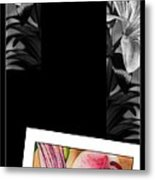 Lily Wall Decor Metal Print