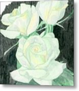 Lime Sublime Metal Print